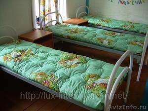 кровати металлические двухъярусные, кровати для пансионатов, кровати одноярусные - Изображение #7, Объявление #696158