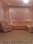 Диван угловой и кресло мягкая мебель