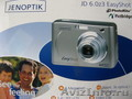 JENOPTIK фотоаппапарат цифровой 6 мг
