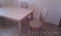 Стол кухонный, раздвижной, цвет - бук. Италия - Изображение #2, Объявление #633070