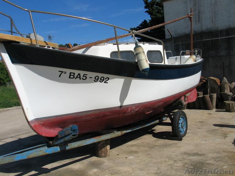 калининградские лодки