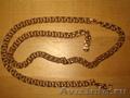 мужская золотая цепь