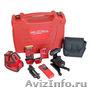 Аренда: Лазерный нивелир CONDTROL XLiner Pento Set