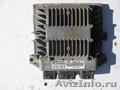 ЭБУ блок управления двигателем от Пежо Партнер 2.0HDi 2003г