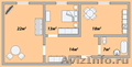 Продажа 2-комн. квартиры на севере Калининграда - Изображение #7, Объявление #1069792