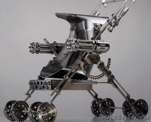 Ремонт колясок, бытовой металлоремонт, Объявление #1299677