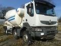 Бетоносмеситель Renault Kerax 370 без пробега по РФ