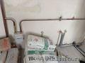 перенос газовой трубы,  газового счётчика.