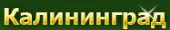 Калининград Карта сайта